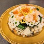 七夕2019ちらし寿司を食べる理由と由来は?人気の献立と副菜を調査!
