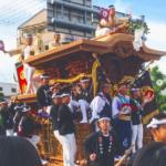 岸和田だんじり祭り2019!テレビ放送や生中継はされるのか調査!